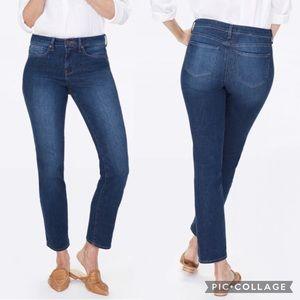 NYDJ Sheri Slim Jeans size 6